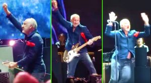 Pete Townshend Stuns Crowd By Performing Signature Move He Hasn't Done In Years!