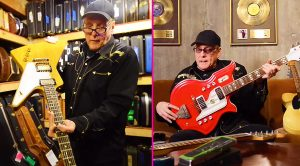 Rick Nielsen Shows Off His Exotic Guitar Collection—Pulls Out Extremely Rare Axe!