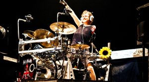 Relive Rick Allen's Triumphant Return To Donington 23 Years After His Tragic Accident!
