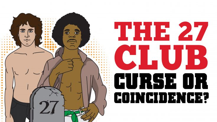 "The ""27 Club""…Curse or Coincidence? 