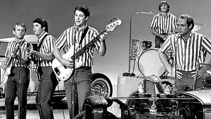 The Beach Boys Surf Their Way To The Top | 'California Girls' Live 1965 | Society Of Rock Videos