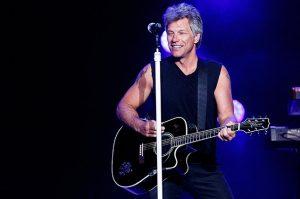 Bon Jovi Debuts New Album In An Intimate Hometown Concert
