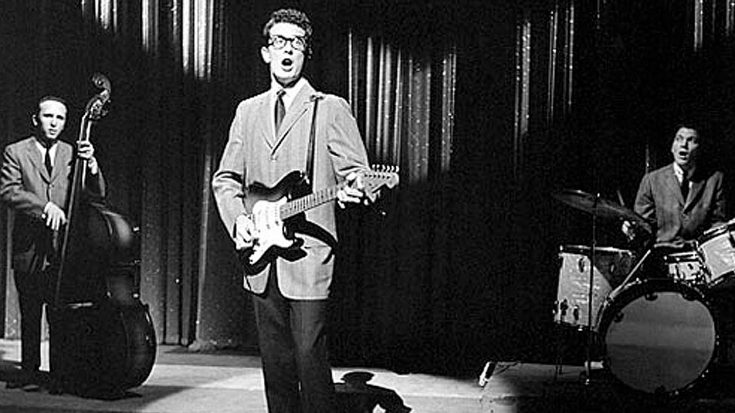 See Buddy Holly Transform From Local Act To Music Sensation In Two Minutes | The Ed Sullivan Show 1957 | Society Of Rock Videos