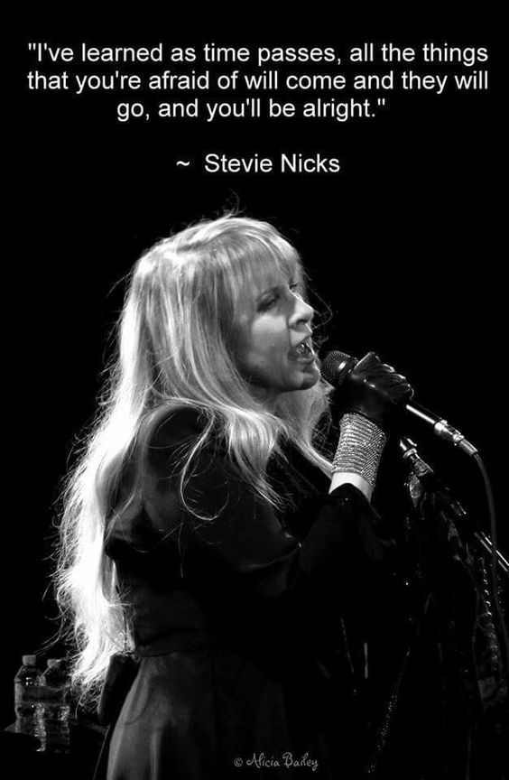 9 Stevie Nicks Quotes You Need In Your Life | Society Of Rock