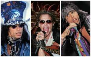 13 Steven Tyler Looks That Would Make Scary Halloween Costumes