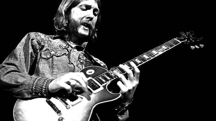 October 29, 1971: Duane Allman Dies In A Motorcycle Crash, And Southern Rock Is Never The Same Again | Society Of Rock Videos