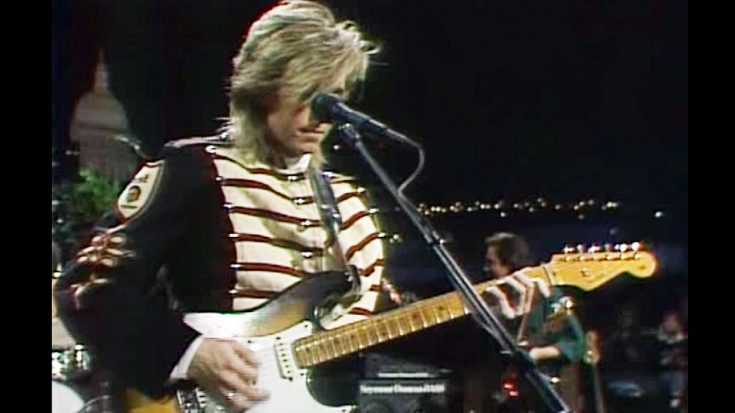 Eric Johnson Takes Centerstage To Play Guitar | Crowd Is Immediately Stunned | Society Of Rock Videos