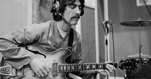 "Man, We Can't Get Enough Of George Harrison's Lead Guitar Track For ""Don't Let Me Down"""