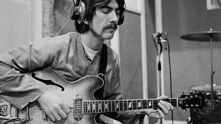 "Man, We Can't Get Enough Of George Harrison's Lead Guitar Track For ""Don't Let Me Down"" 
