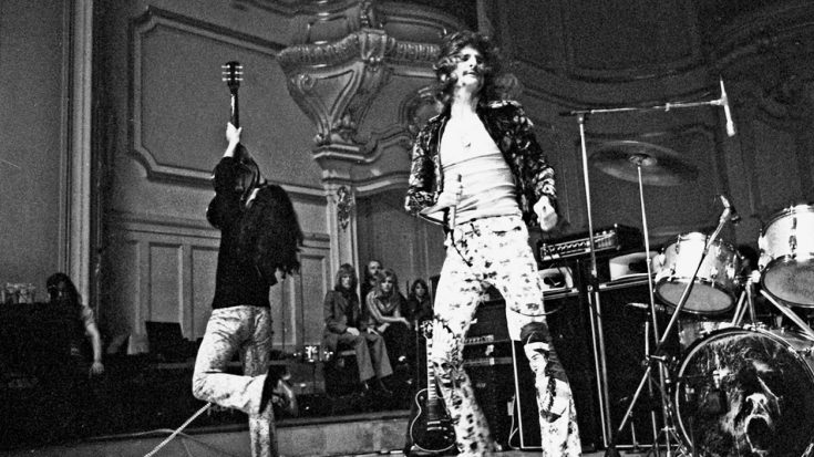 We Just Can T Stop Watching Uriah Heep S 1973 Performance Of Stealin And Neither Will You Society Of Rock