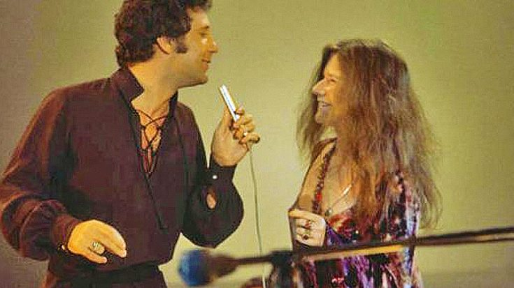 The Party Doesn't Start Until You've Seen Janis Joplin And Tom Jones Dancing Up A Storm On Live TV | Society Of Rock Videos