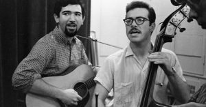 """Hear Jerry Garcia Explore His Bluegrass Roots In Early 60s Recording Of """"Sitting On Top Of The World"""""""