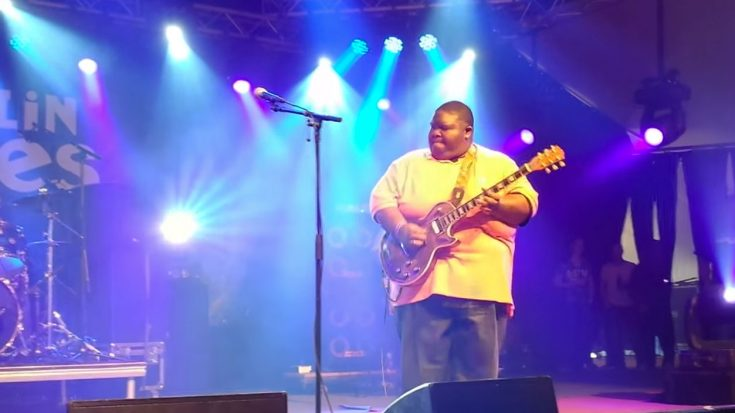 16 y/o Blues Guitar Player Melts Everyone's Face Off- This Is How It's Done   Society Of Rock Videos