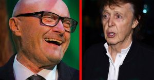 Paul McCartney Is Rather Miffed That Phil Collins Called Him Out For Bad Behavior