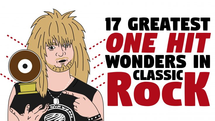 17 Greatest One Hit Wonders in Classic Rock | Society Of Rock Videos