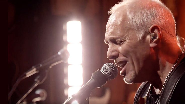Peter Frampton Lights Up The Stage With Music | 'Show Me The Way' Live 2011 | Society Of Rock Videos