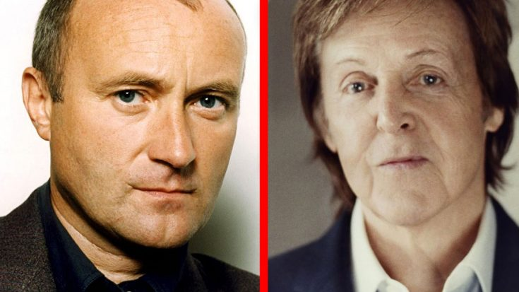For 14 Years, Phil Collins Has Hated Paul McCartney – And He's Finally Revealed Why | Society Of Rock Videos