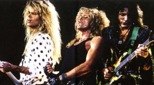 Whitesnake Pulled Out All The Stops And The Audience Couldn't Get Enough Of It | 'Still Of The Night' 1990