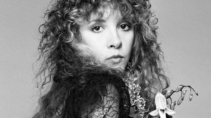 "Hear Stevie Nicks' ""Bella Donna"" When It Was Just A Diamond In The Rough 