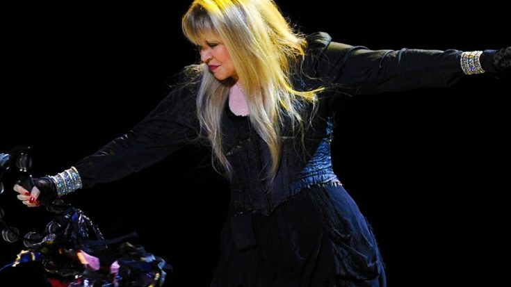 "Stevie Nicks Kicks Off Her 24 Karat Gold Tour And Breathes New Life Into ""Gold Dust Woman"" 