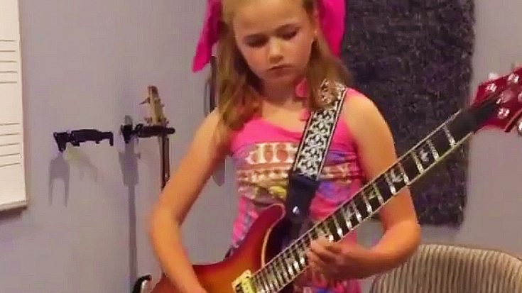 "Tiny Guns N' Roses Fan Takes Center Stage On Band's Facebook Page With ""Sweet Child O' Mine"" Cover 