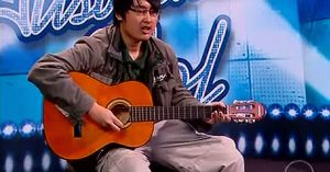 He Wanted To Be The Next 'Idol,' But Wound Up Dishing Out The Worst Guitar Solo Ever Instead