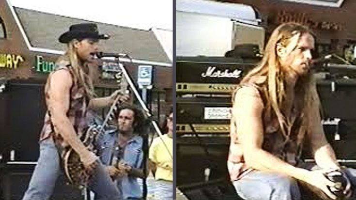 Rare Footage Of Zakk Wylde Performing 'Sweet Home Alabama' Has Just Surfaced And It's Awesome! | Society Of Rock Videos