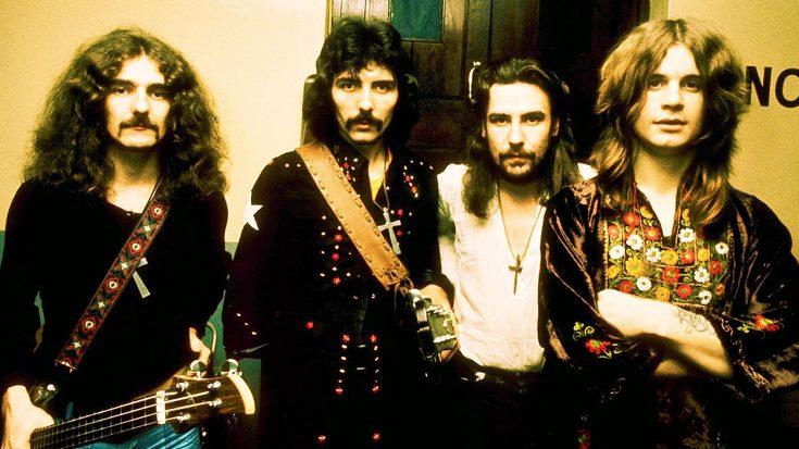 "New Version Of Black Sabbath's ""Iron Man"" Surfaces—Includes Alternate Lyrics, And Darker Tone!   Society Of Rock Videos"