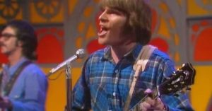 """Proud Mary"" Comes To The Ed Sullivan Show In Creedence Clearwater Revival's First Appearance"