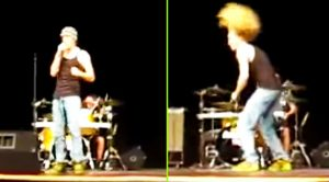 High Schooler Shocks Talent Show Crowd With Insane, Metal-Injected Performance!