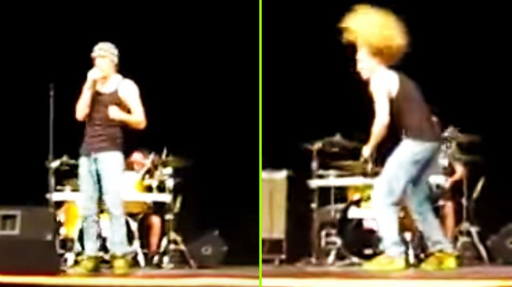 High Schooler Shocks Talent Show Crowd With Insane, Metal-Injected Performance! | Society Of Rock Videos