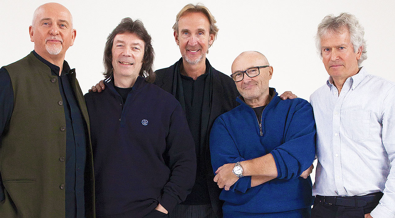 Phil Collins Announces He And Genesis Members Will Reunite For ...