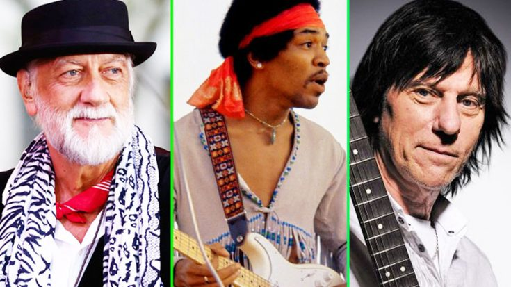 Jeff Beck, Mick Fleetwood And Others Share Crazy, Untold Stories About Jimi Hendrix! | Society Of Rock Videos