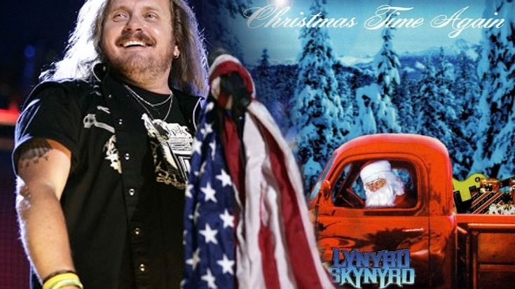 "It's Not Christmas Without Lynyrd Skynyrd's Hard Rockin' Take On ""Run, Run, Rudolph"" 