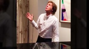Paul McCartney Joins In On The Current Viral Sensation With Hilarious Video!