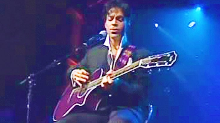 Prince Dazzles With Epic, Hit Filled Acoustic Set You Won't Ever Forget! | Society Of Rock Videos