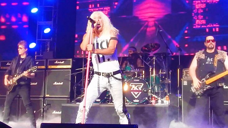 Watch Twisted Sister Give Electrifying, Emotional Performance During Their Last Ever Concert! | Society Of Rock Videos
