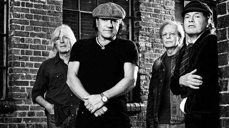 RIP AC/DC… | Society Of Rock Videos