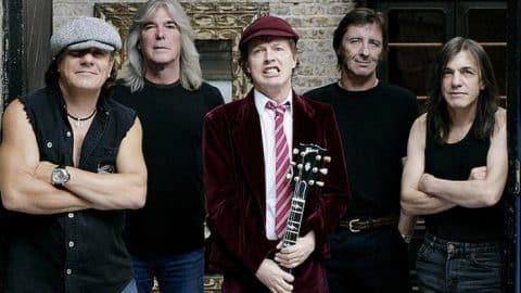 Goodbye AC/DC… | Society Of Rock Videos