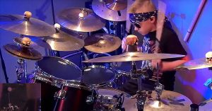 Kid Absolutely Slays All Of Your Favorite Guns N' Roses Tunes In One Seriously Awesome Medley