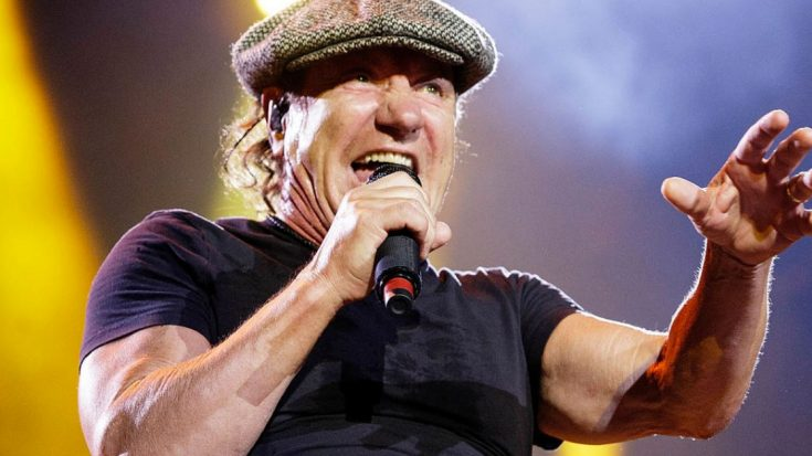 Brian Johnson Is Back, And Trust Us – You Want To Hear What He's Been Cooking Up | Society Of Rock Videos