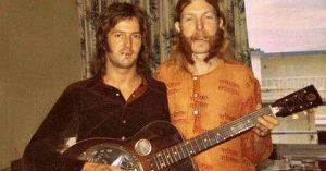 "47 Years Ago: Eric Clapton And Duane Allman Hit The Studio And ""Layla"" Comes To Life"