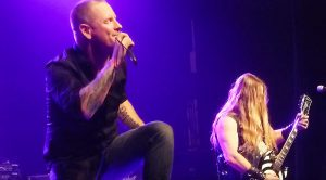 Caught On Camera: Zakk Wylde Teams Up With Corey Taylor For Epic Cover Of War Pigs!