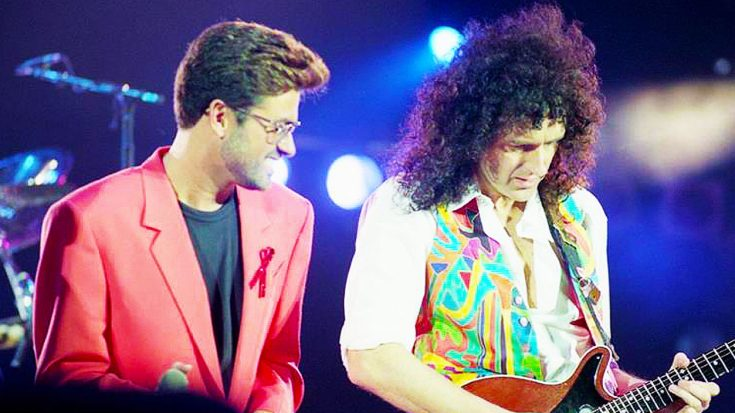 In 1992, George Michael Channeled Freddie Mercury And Nailed Queen's 'Somebody To Love'! | Society Of Rock Videos