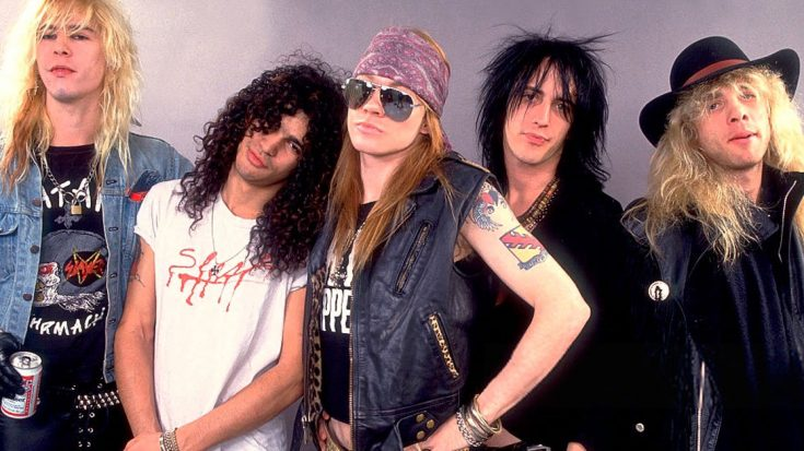It's Official: Former Guns N' Roses Guitarist Confirms What Everyone Already Knew | Society Of Rock Videos