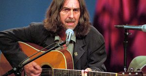 19 Years Ago: George Harrison Says Goodbye To His Musical Legacy With One Final Performance
