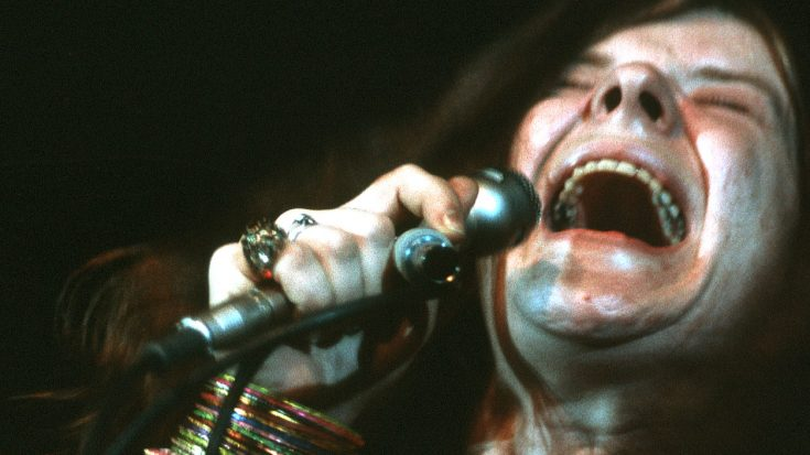"Janis Joplin's ""Cry Baby"" Outtake Is The Greatest Thing You've Never Heard 
