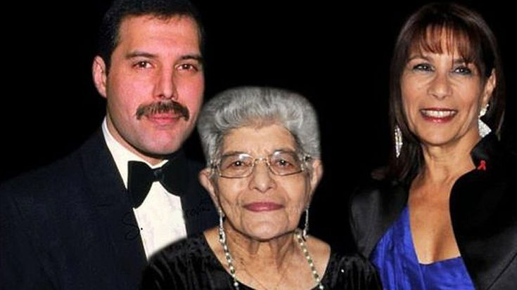 Tragic News: Freddie Mercury's Mother, Jer Bulsara Dead At 94 Years Old | Society Of Rock Videos