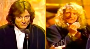 John Paul Jones Made Things Awkward During His Acceptance Speech At The Rock & Roll Hall Of Fame