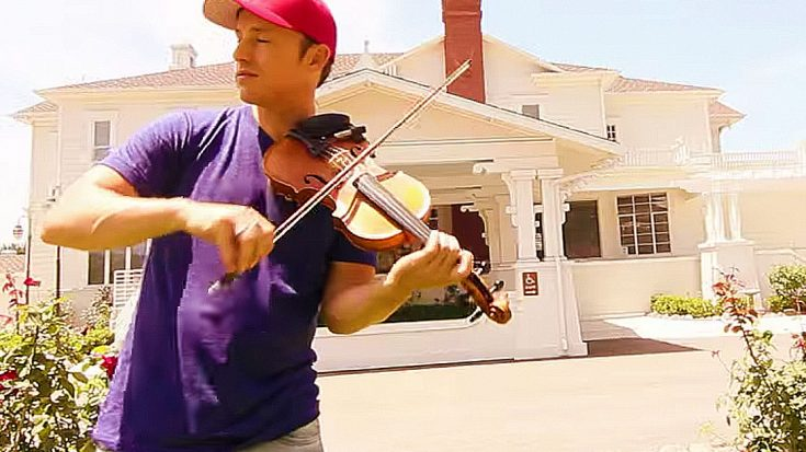 "You've Gotta Hear The Unbelievable Way This Fiddle Player Crushes ""Sweet Home Alabama"" 